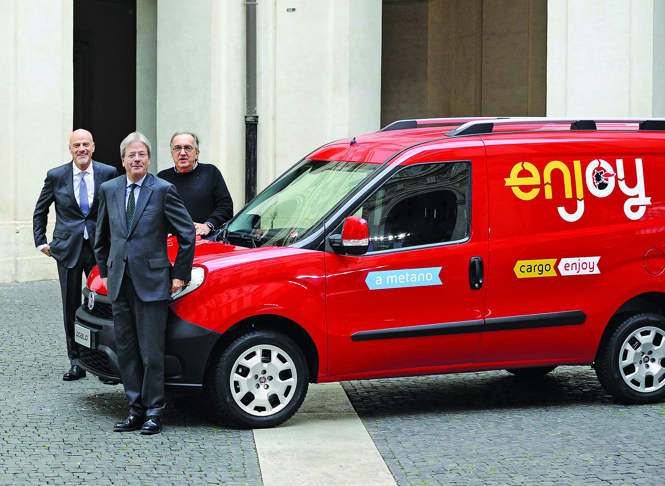 Eni and Fca sign an agreement in order to reduce emissions