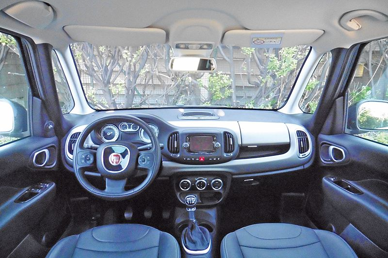 500L Living, the Fiat for green families
