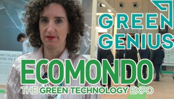 Ecomondo 2019 - Intervista a Green Genius